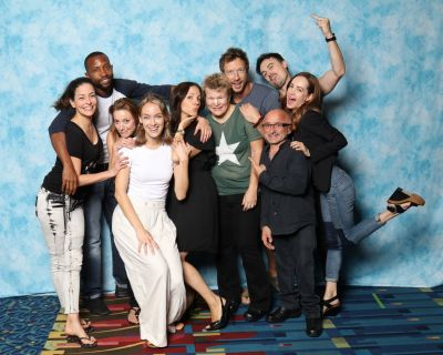 Holly Evans @ConventionsEtc Sep 4  And then there was this! Thanx @DragonCon and to all the #LostGirl fans who came out